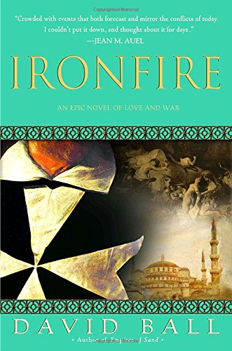 Book cover for Ironfire