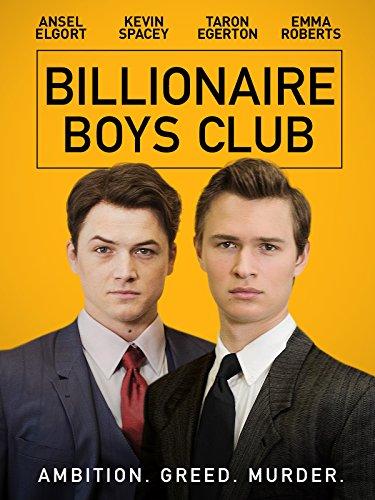 Billionaire Boys Club by