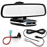 Radar Mount Mirror Mount + Direct Wire + Micro Add a Circuit - Escort MAX360 MAX2 MAX