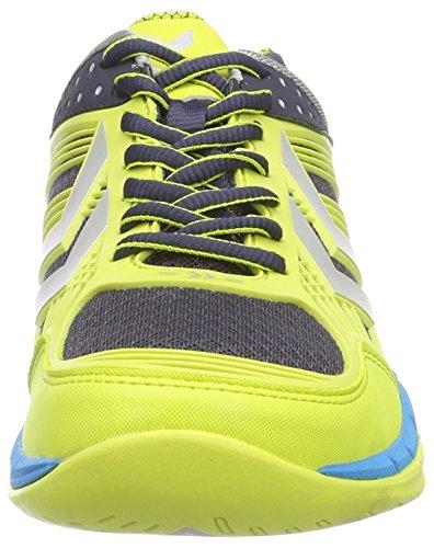 Z8 Indoor Flexshield Chaussures Omnicourt Hummel Jaune Gelb Mixte Adulte 2786 graphite 7nq5nIWc
