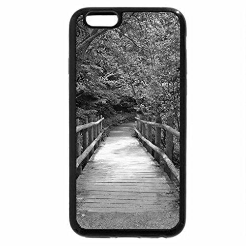 iPhone 6S Plus Case, iPhone 6 Plus Case (Black & White) - Anne of Green Gables Walk