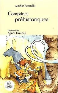 Comptines préhistoriques par Aurélie Pettoello