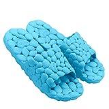 Oppum Women Men Household Home Bathroom Shower Slippers Sandals, Summer Outdoor Beach Gym Slippers Sandals, Lightly Quick-dry Deodorant Non-slip