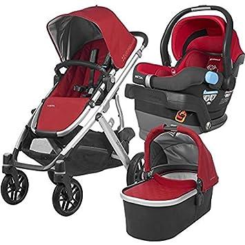 Amazon.com: UPPAbaby – Cochecito de bebé de tamaño completo ...