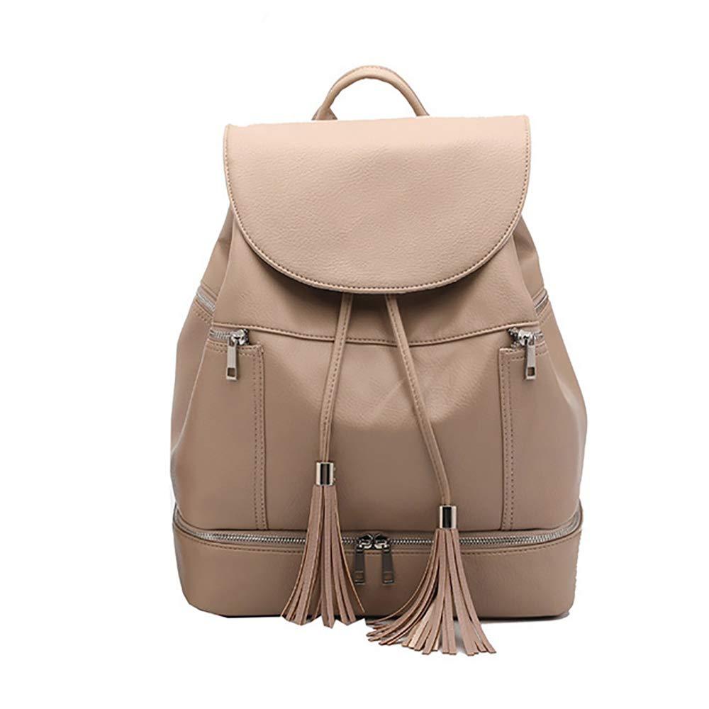TFTREE Bolsa de pa/ñales mochila para mam/á y pap/á bolsa de viaje de cuero PU multifunci/ón grande impermeable con pa/ñal cambiador bolsa de vestir para beb/és