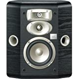 "JBL L810 3-Way High Performance 5.25"" Wall-Mountable Bookshelf Loudspeaker - Black (Pair)"