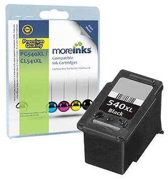 Canon PG-540XL negro impresora cartucho de tinta Compatible ...