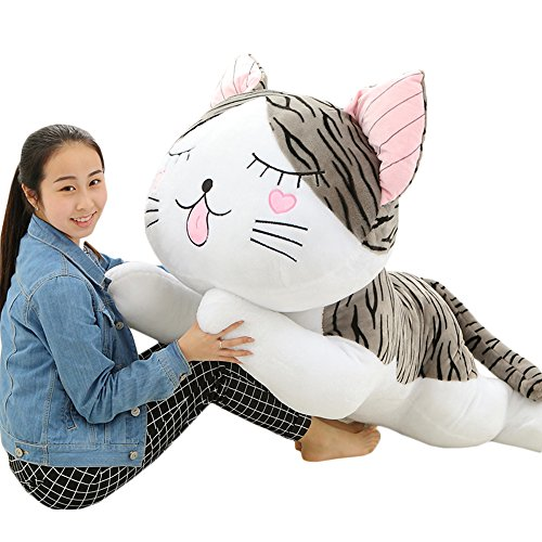 Rain's Pan Cartoon Chi's Sweet Home Cat Plush Stuffed Animals Toys Dolls Pillow 23.7
