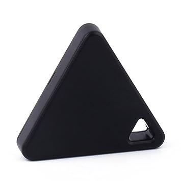 Pinzhi Localisateur PorteClé Triangle Traceur AntiPerdu Alarme - Porte clé traceur