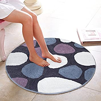 amazon com hoomy simple stone design bedroom area rugs soft