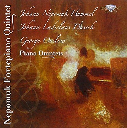Hummel/Dussek/Onslow: Piano Quintets