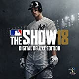 MLB The Show 18 Digital Deluxe Edition - PS4 [Digital Code]