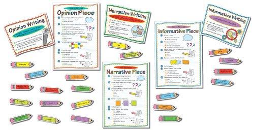 Common Core Writing Modes Bulletin Board Set