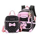 Fashion Children's Waterproof Schoolbag Backpack for Kids Girls Elementary Students School Bag Zhhlinyuan