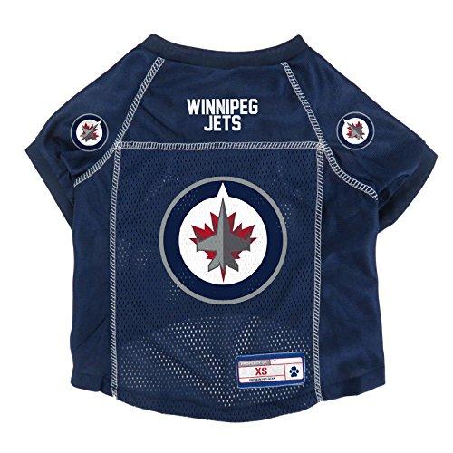 NHL Winnipeg Jets Pet Jersey, XS