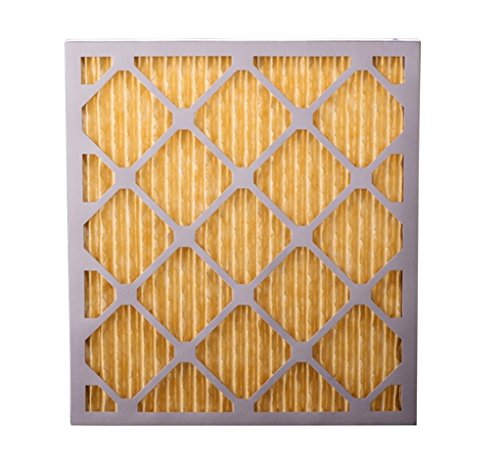 Quality Filters Merv 11 Micro-Allergen Air Filters 18 x 20 x 1 in. - Pack of 6