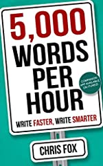 5,000 words an hour. Total BS, right? Check the reviews and you'll see that some people exceed that. Those that don't still write faster and more consistently after reading this book. It really works.The fastest way to succeed as an author is...
