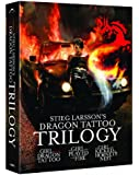 Stieg Larsson's Dragon Tattoo Trilogy (The Girl with the Dragon Tattoo / The Girl Who Played with Fire / The Girl Who Kicked the Hornet's Nest)