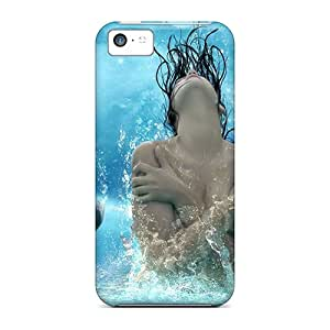 Hot Covers Cases For Iphone/ 5c Cases Covers Skin - Mermaid