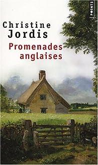 Promenades anglaises par Christine Jordis