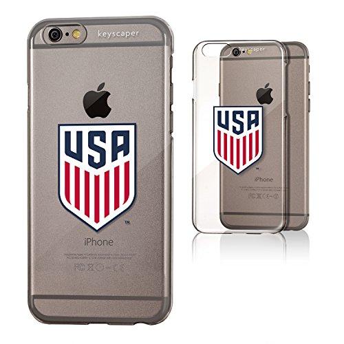 Team Mens Soccer iPhone Clear