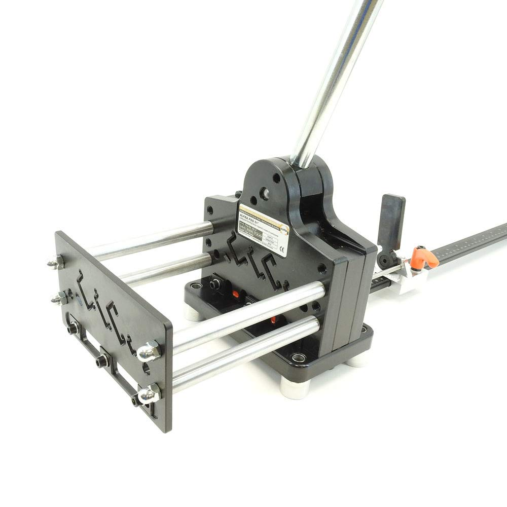 Alfra PSG 5+ DIN Rail Cutter Tool for Cutting with Guide and Length Stop by Alfra