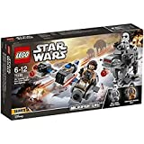 Lego Star Wars 75195 - TM - Ski Speeder Contro Microfighter First Order Walker