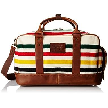 Pendleton Men's Adventure Bag, Glacier Park Stripe, One Size