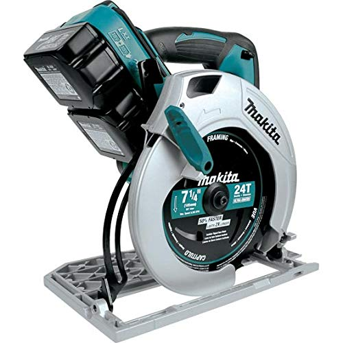 Makita XSH01Z-R 18V X2 LXT Cordless Lithium-Ion Cordless 7-1/4 in. Circular Saw (Bare Tool) (Certified Refurbished)