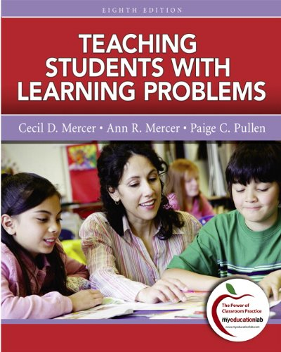 Mercer: Teachi Studen Learni Probl_8 (8th Edition)