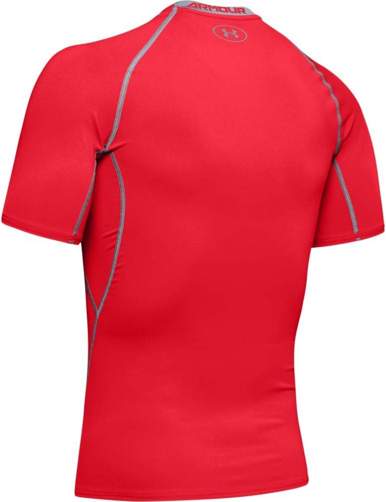 Camiseta Hombre Under Armour UA Heatgear Short Sleeve
