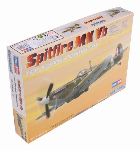 Hobby Boss Spitfire Mk Vb Airplane Model Building Kit