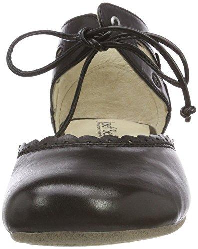 Josef Seibel Dames Fiona 47 Strappy Zwart (black)