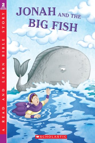 Librarika jonah and the big fish cheryl mendenhall 8x8 39 s for Big fish book