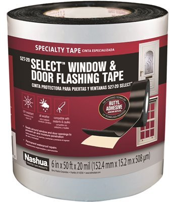 NASHUA TAPE 6 in. x 50 ft. Select Window and Door Flashing Tape by Nashua