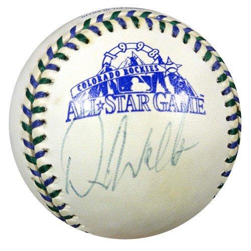 1998 All Star Game Baseball - 9