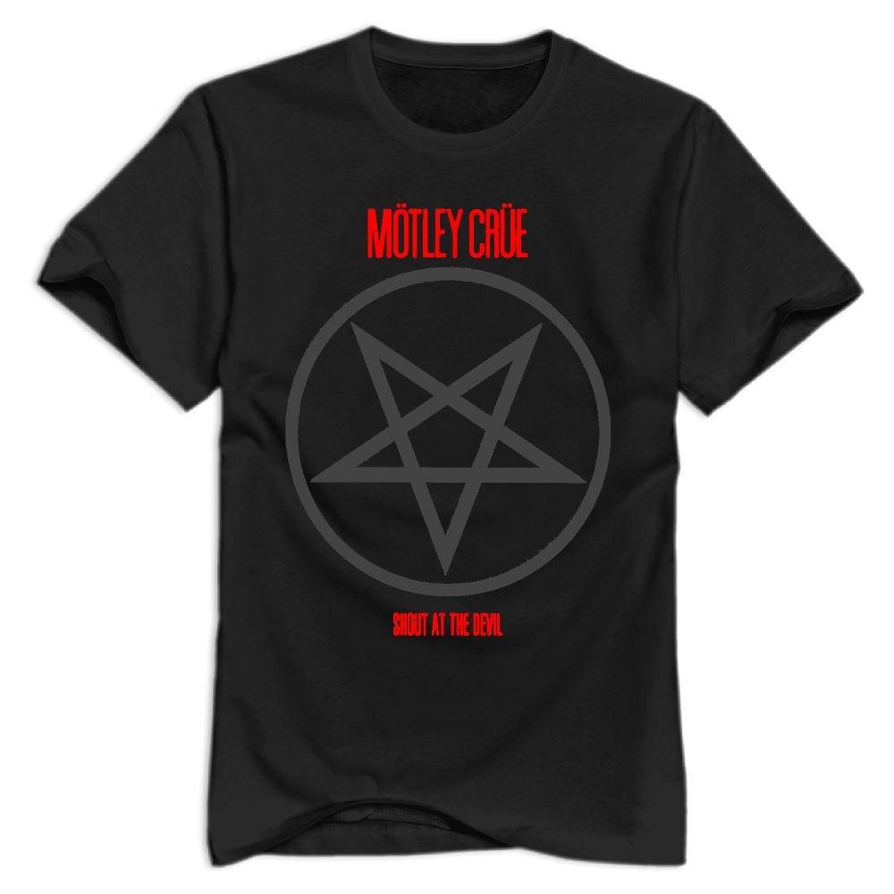 Tops Shirt Motley Crue Soft Casual T Shirt