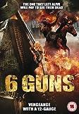 6 Guns [DVD] [Reino Unido]