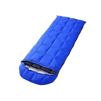 Baje el Saco de Dormir, coloque el Saco de Dormir para Acampar en Invierno Saco
