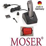 Rotschopf24 Edition: Professioneller Moser Akku Trimmer / Pfotentrimmer (und Gesicht) + Tasche. 44082