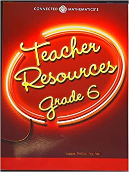 Connected mathematics 3 teacher resources grade 6 unknown connected mathematics 3 teacher resources grade 6 unknown 9780133274257 amazon books fandeluxe Image collections