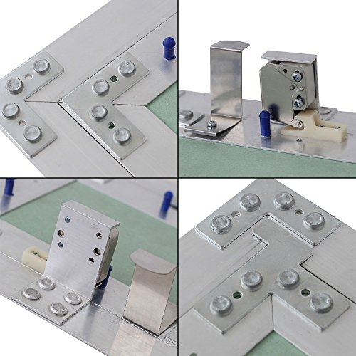 WilTec Trappe Visite Cadres Aluminium 25x30cm 12,5mm Pacoplatre Porte  Clapet révision Alu Maintenance  Amazon.fr  Cuisine   Maison 16d448262d8