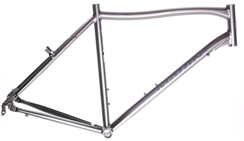 15'' MARIN SAN ANSELMO Hybrid City 700c Bike Frame Silver Alloy V-Brake NOS NEW
