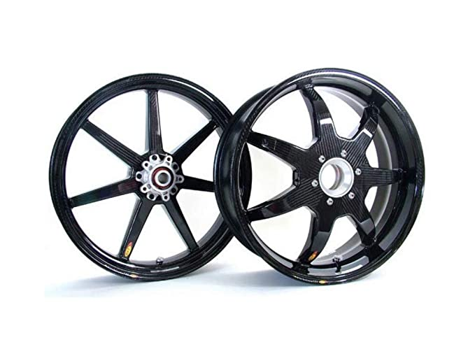 Carbon Fiber Wheels >> Amazon Com Bst Carbon Fiber Front Rear Rims Wheels Ducati