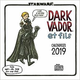 Star Wars : Calendrier Vador et Fils 2019