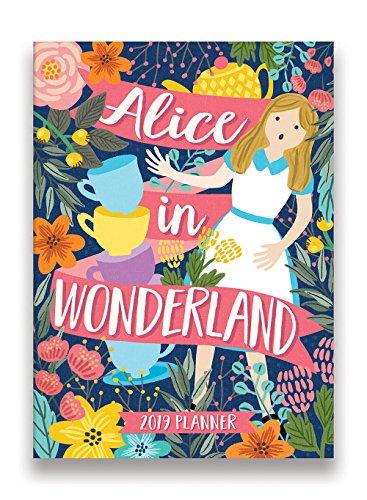 Orange Circle Studio 2019 Take Me With You Planner, Stacy H. Kim Alice in Wonderland - Wonderland Circle