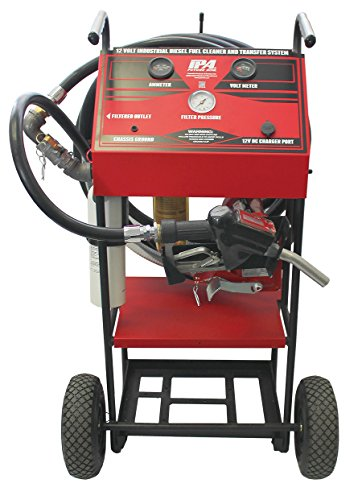 Innovative Products of America DTP20 20 GPM Mobile Fuel Transfer System