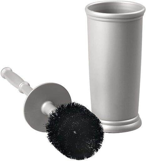 OIZEN Escobilla de Ba/ño Elegante Cepillo de WC Escobilla para ba/ño con Soporte