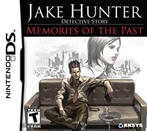 Jake Hunter Detective Story: Memories Of The Past - Nintendo DS Standard Edition