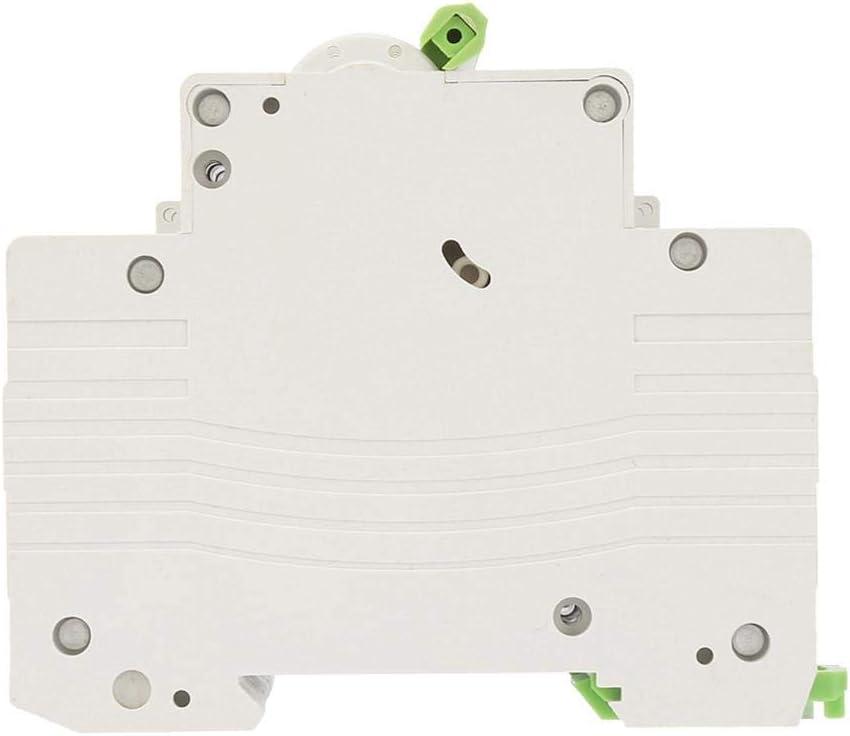 6A TOMC7-63 3P C-type Disjoncteur miniature AC 380V//415V 6KA Commutateur dair de protection de fuite 6A//10A//16A//20A//25A facultatif